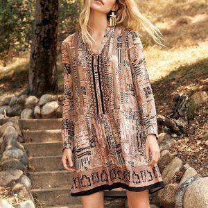 Anthropologie Ismelda Tunic Dress